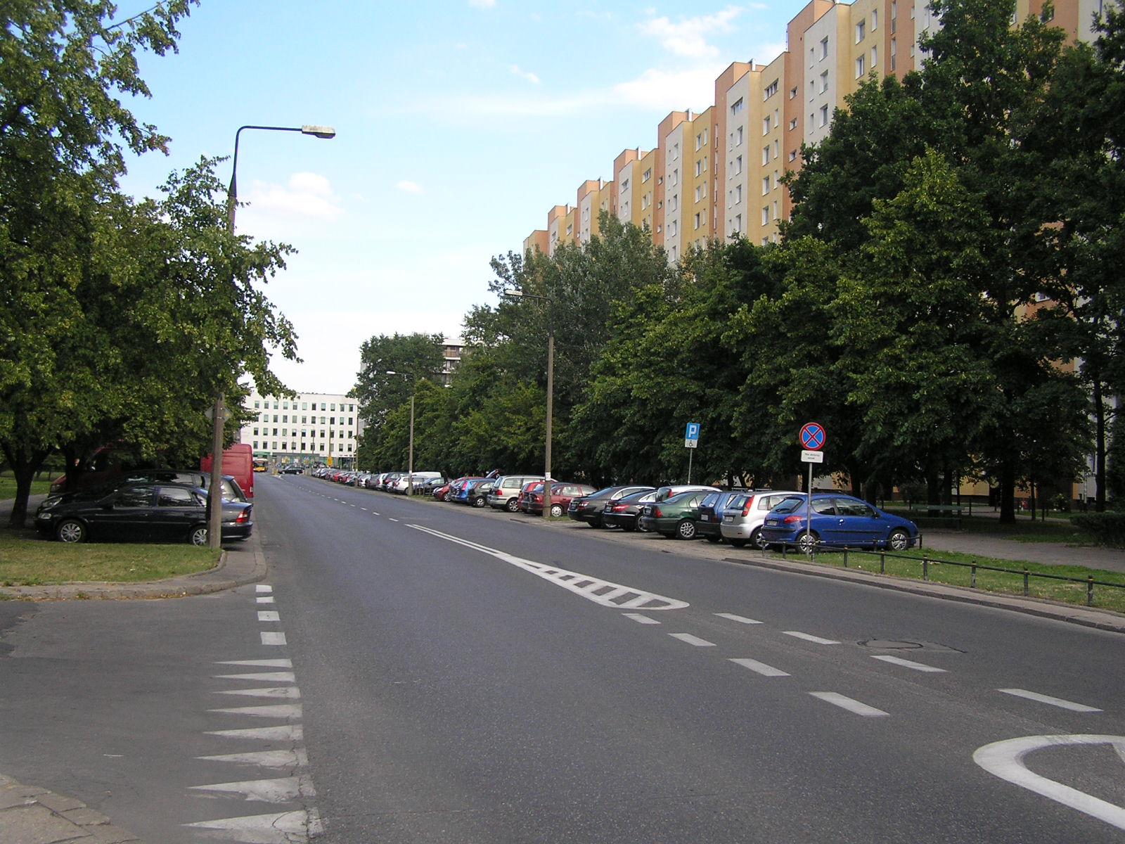 Ścieżka rowerowa na Łukowskiej jeszcze w tym roku