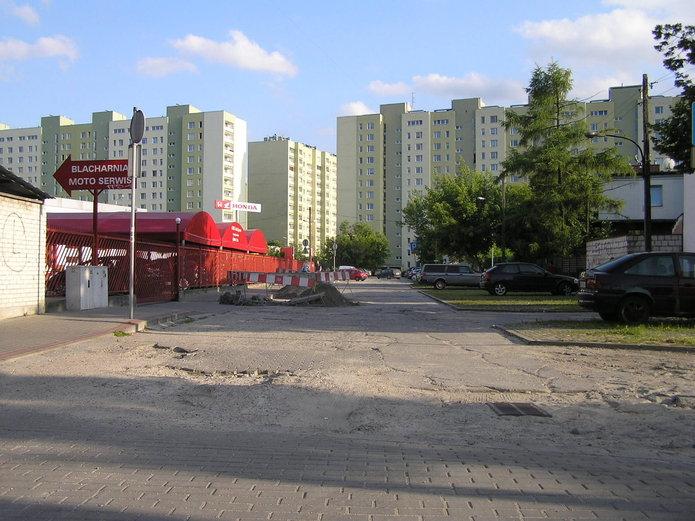 Fragment ulicy Witolińskiej będzie przebudowany