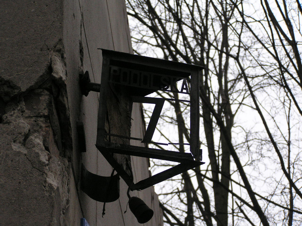 Latarenka adresowa - Podolska 7