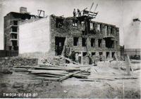 Grochowska 231 w budowie