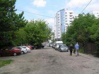 Wygląd ulicy Kruszewskiego przed przebudową