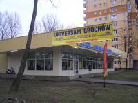 Sklep przemysłowy Universam Grochów - Suchodolska 2