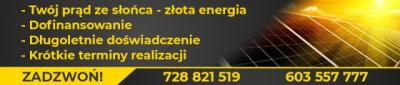 INSTALACJE SOLARNE - ENERGIA ZE SŁOŃCA 579 555 111