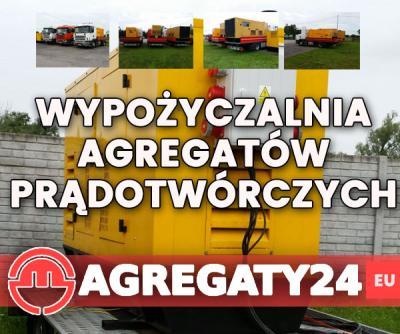 Wynajem agregatów prądotwórczych Warszawa Grochów