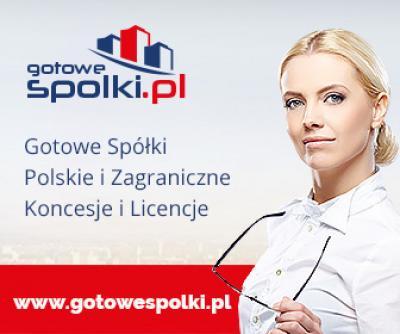 Sprzedaż spółek z Licencją na spedycje i transport