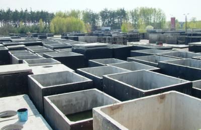 szamba zbiorniki betonowe tanio atest transport