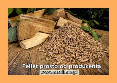 Pellet prosto od producenta Mazowieckie