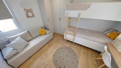 Domek mobilny holenderski nowy wyposażony