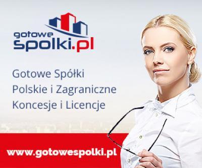 Gotowa Spółka w Bułgarii, w Anglii , w Czechach